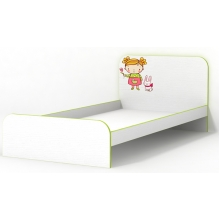 Детская ЯБЛОЧКО Кровать