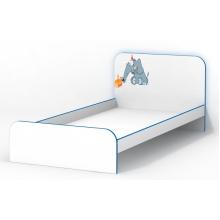 Детская СЛОНИК Кровать