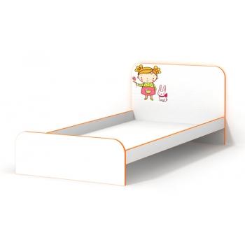 Детская МАНДАРИНКА Кровать