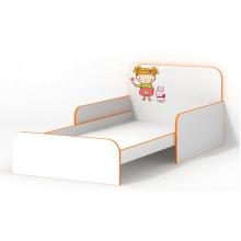 Детская МАНДАРИНКА Кровать с бортами