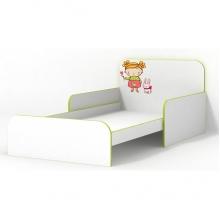 Детская ЯБЛОЧКО Кровать с бортами